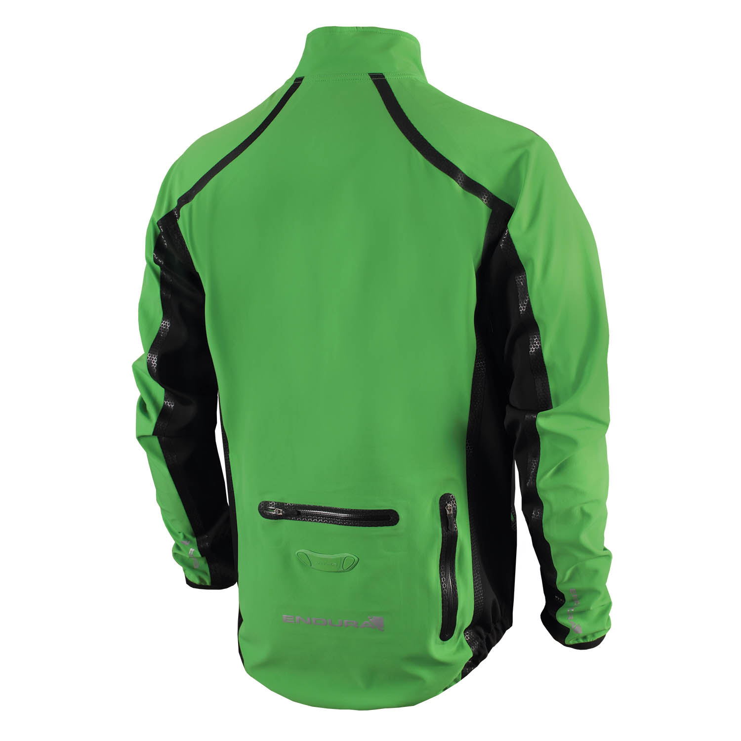 Stealth II Waterproof Jacket Green