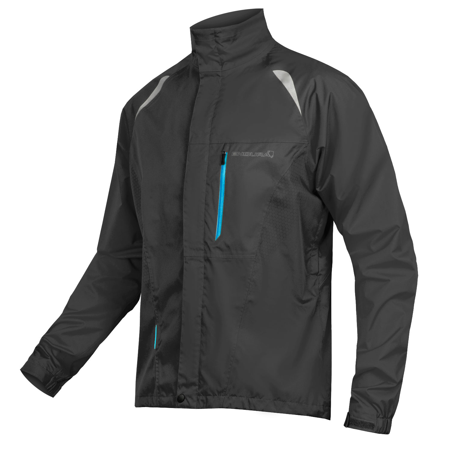 Gridlock II Waterproof Jacket Black