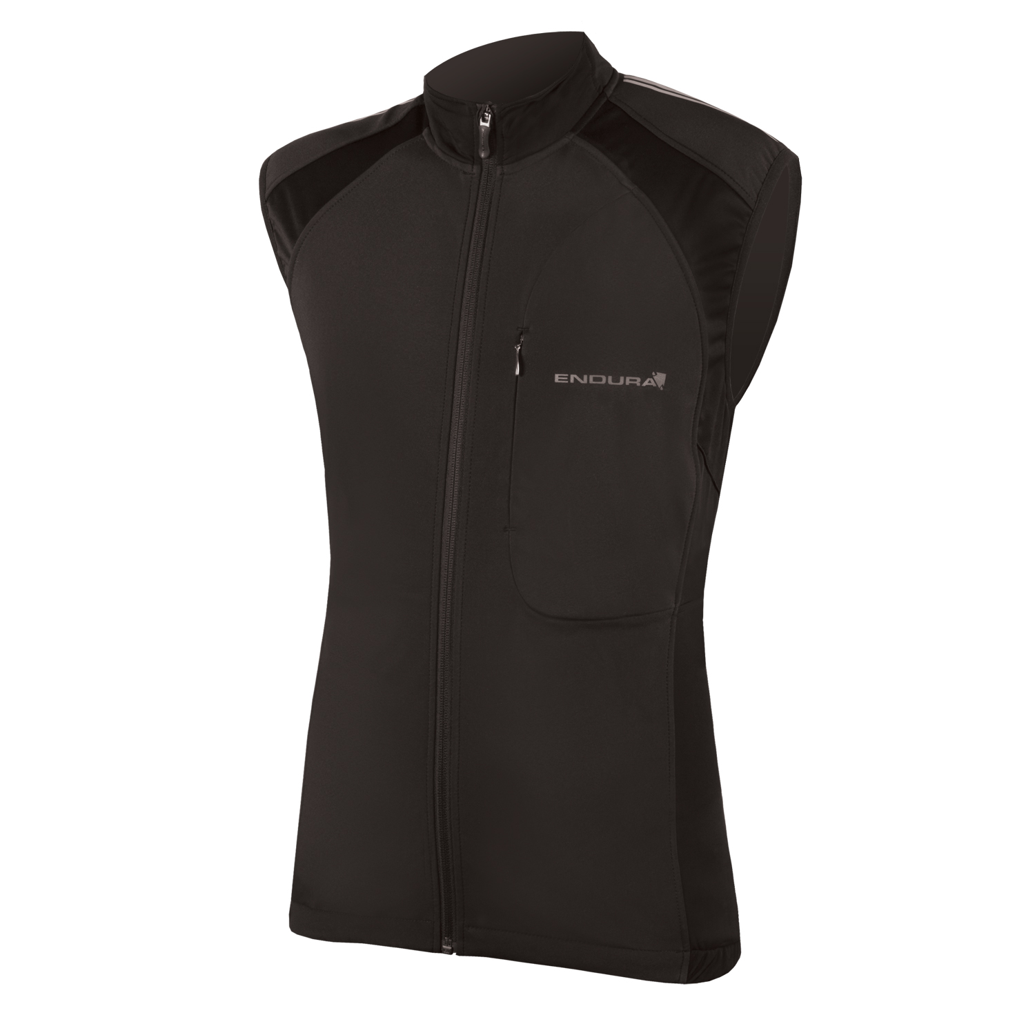 Windchill II Gilet Black
