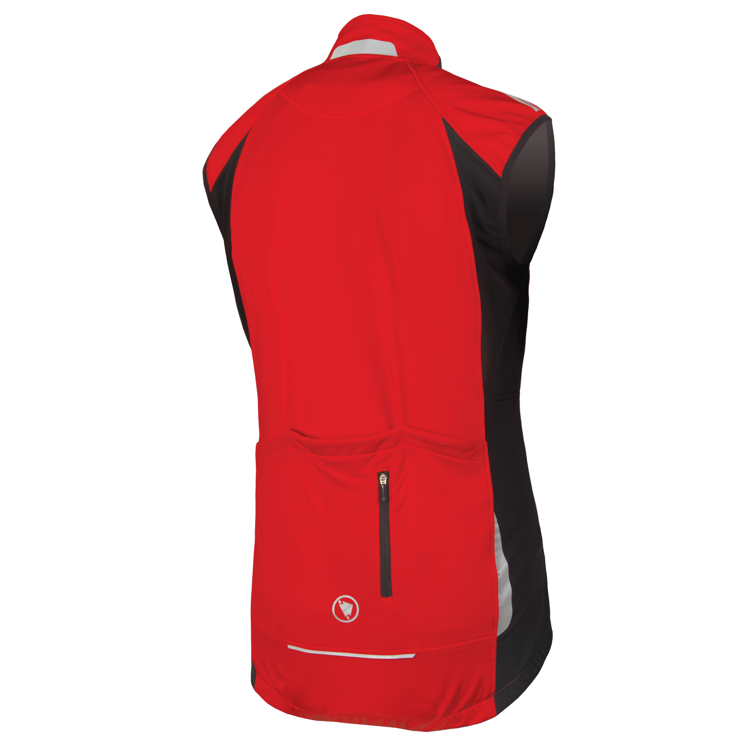 Windchill II Gilet Red