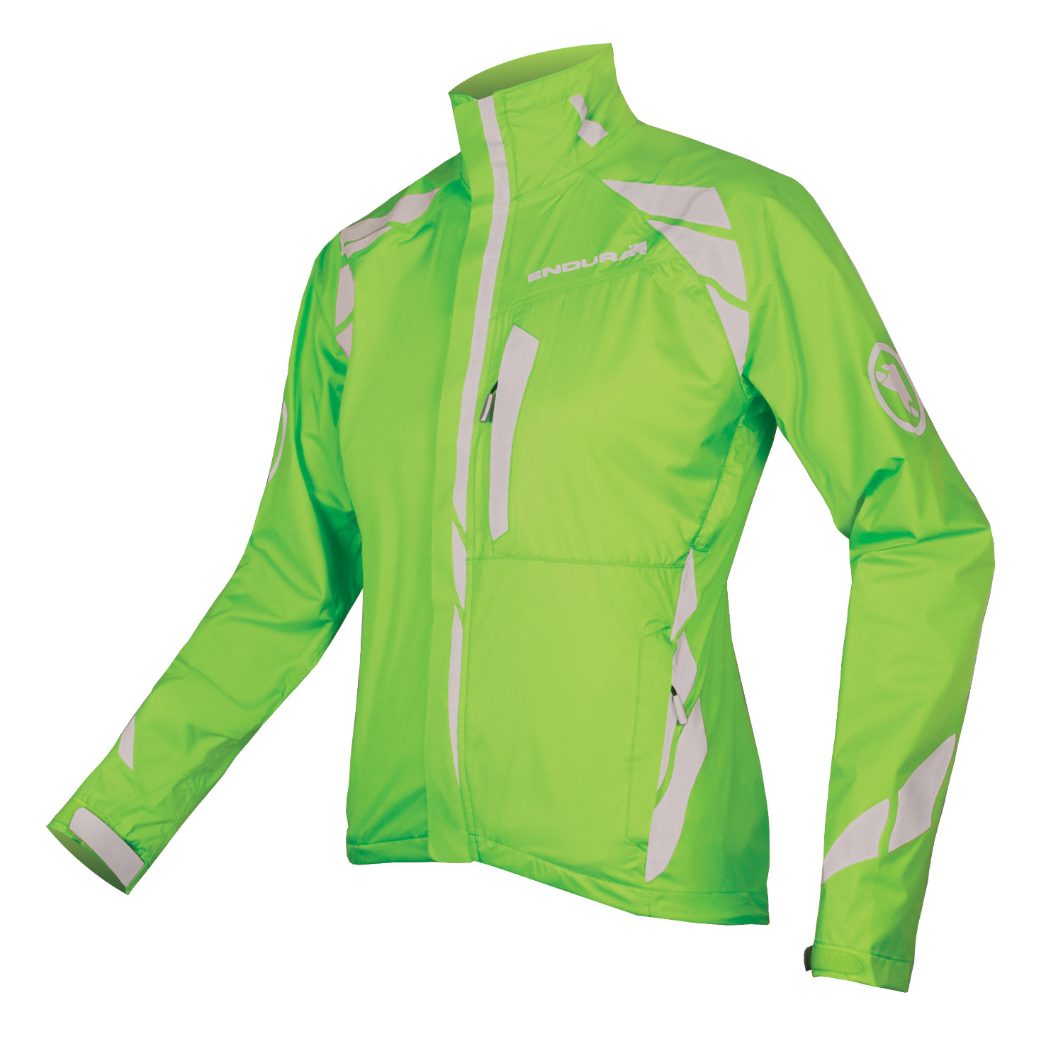 Women's Luminite II Jacket Hi-Viz Green
