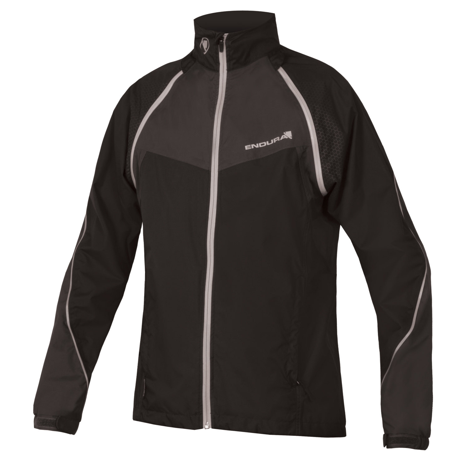 Hummvee Convertible Jacket Black