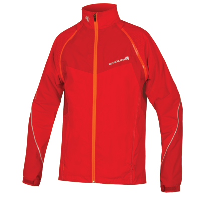 Hummvee Convertible Jacket Red