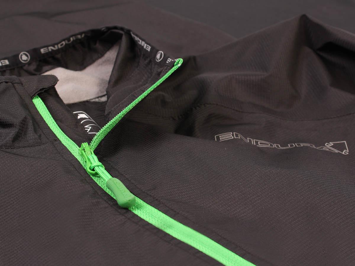 Full length zip guard