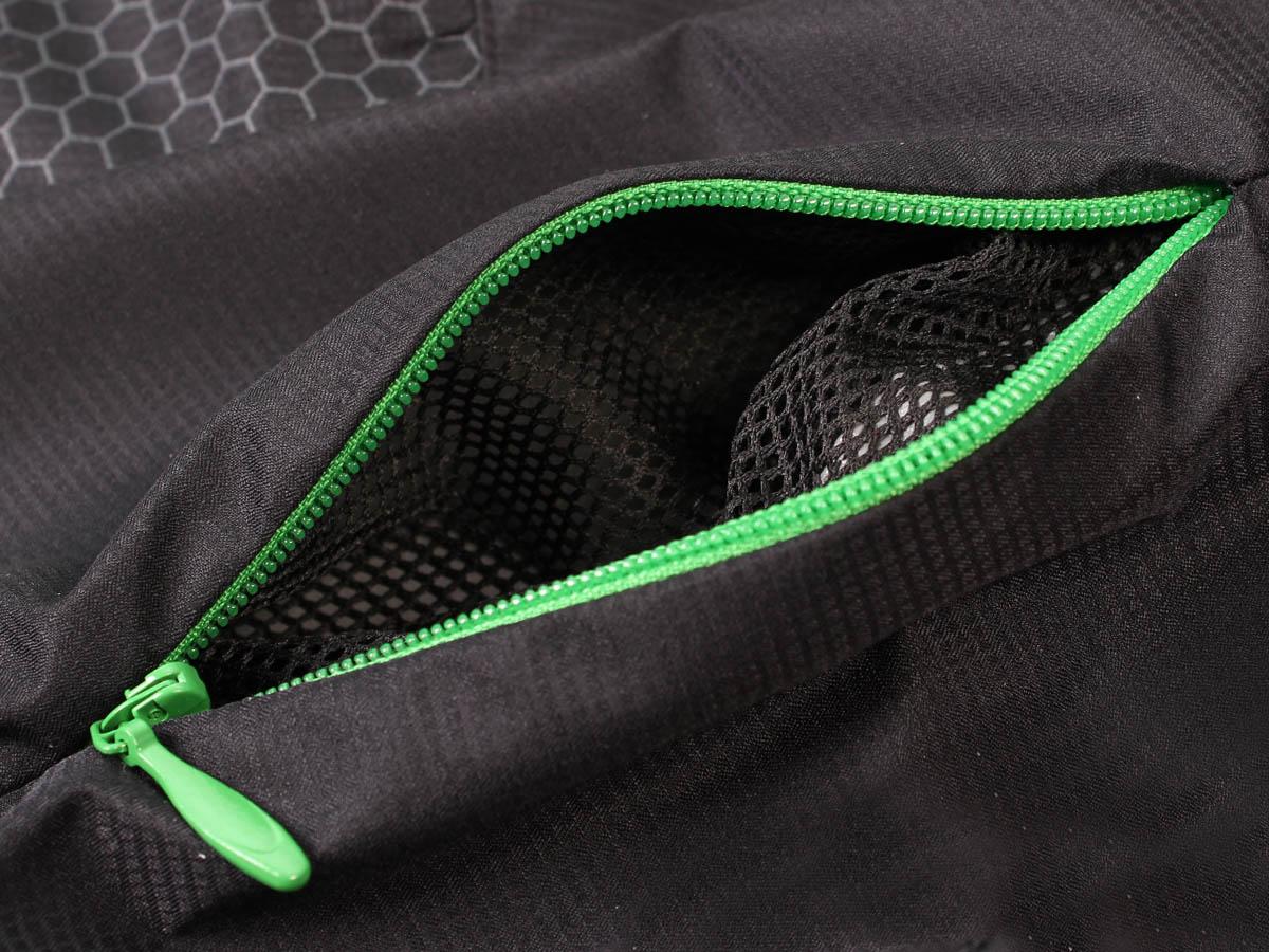 Concealed security pocket