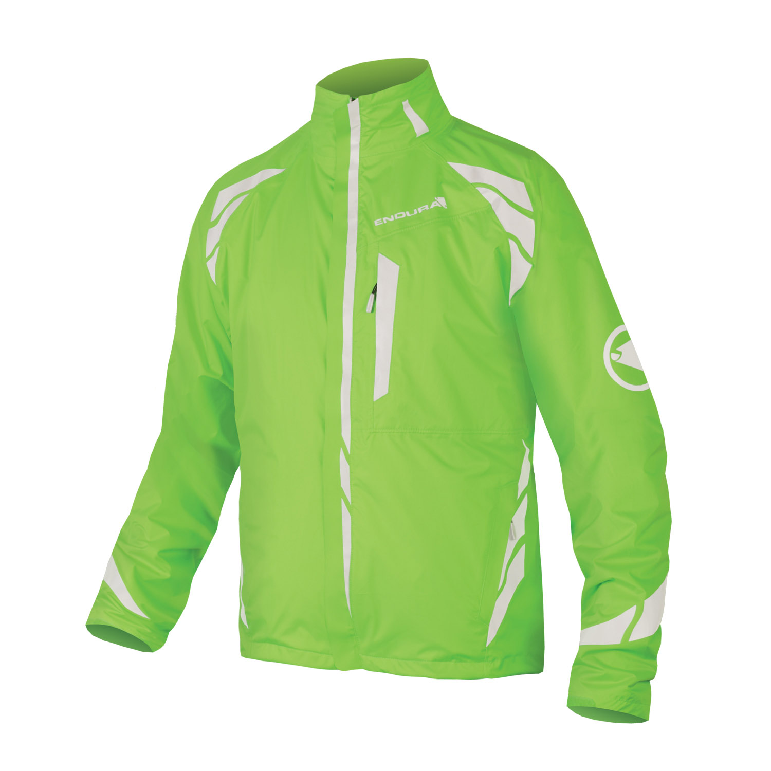 Luminite 4 in 1 Jacket Hi-Viz Green