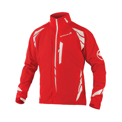 Luminite 4 in 1 Jacket Red