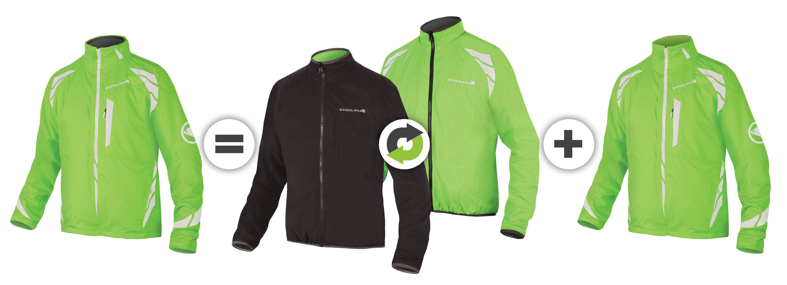 Endura luminite 4 in 1 jacke test