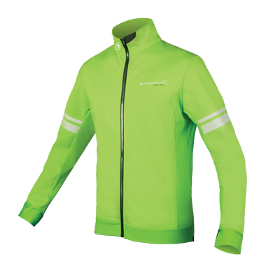 Pro SL Thermal Windproof Jacket Hi-Viz Green