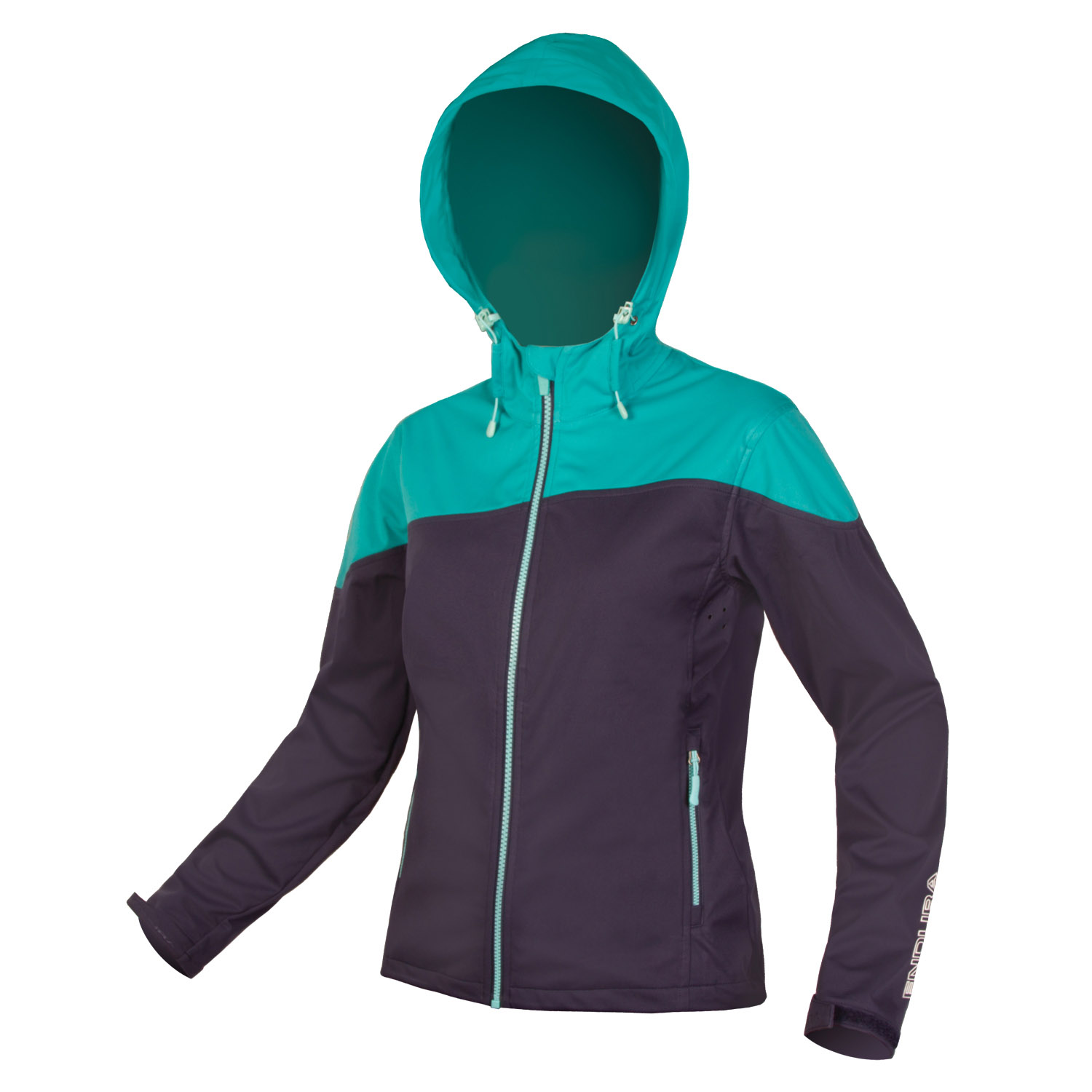 Wms SingleTrack Softshell Navy