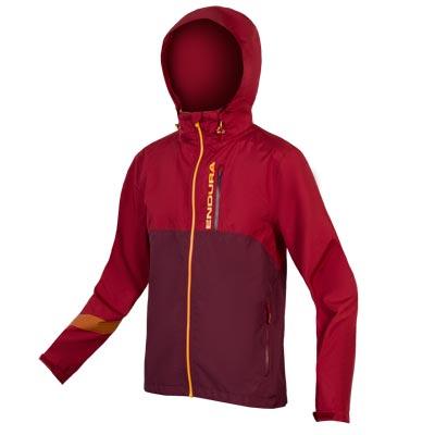 SingleTrack Jacket II Claret