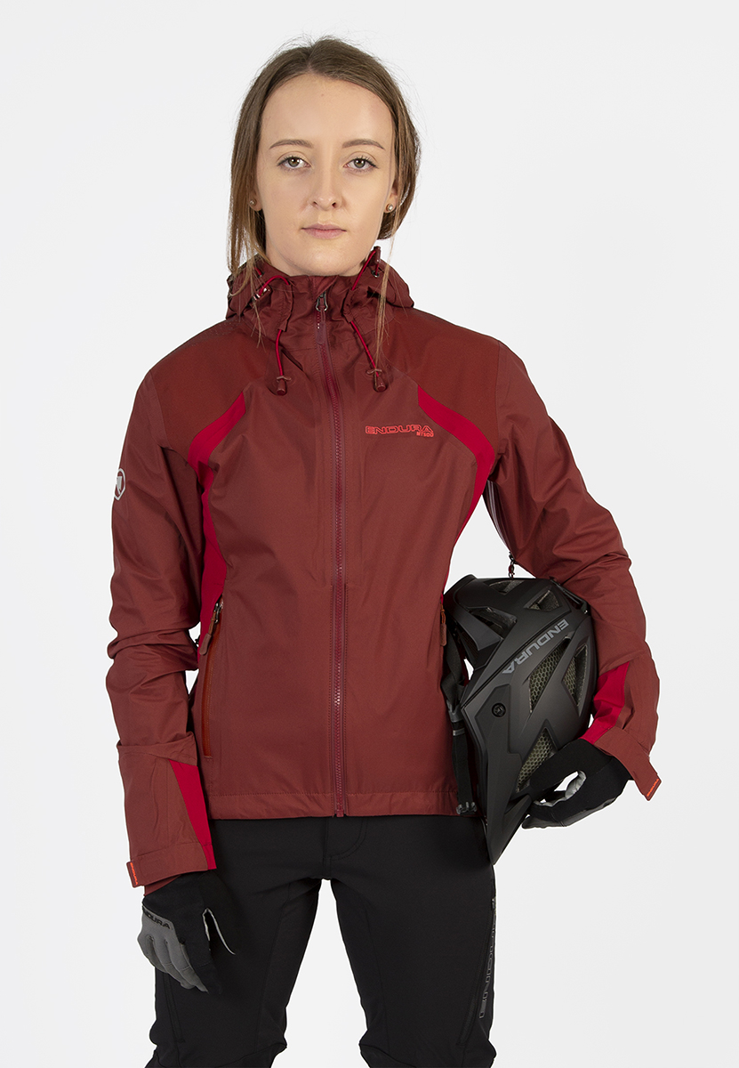 Exceptionally breathable ExoShell60™ 3-Layer waterproof fabric