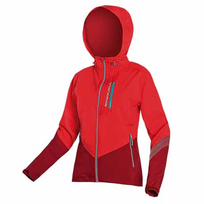 Women's SingleTrack Jacket II Coral