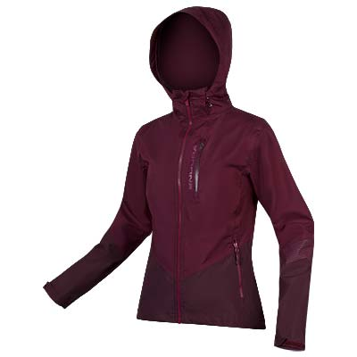 Women's SingleTrack Jacket II Mulberry