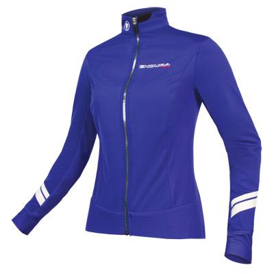 Wms Pro SL Thermal Windproof Jacket Cobalt Blue