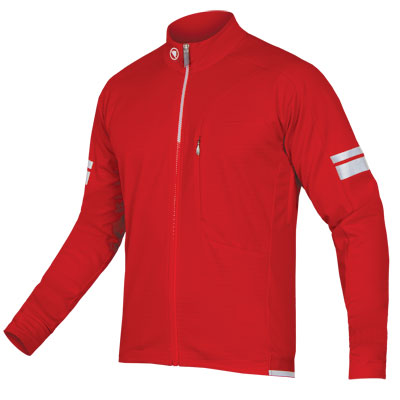 Windchill Jacket Red