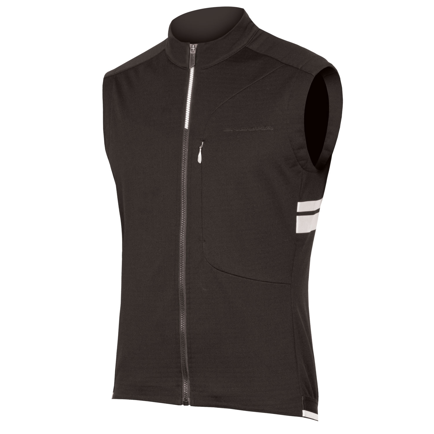 Windchill Gilet Black