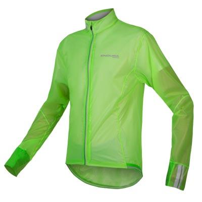 FS260-Pro Adrenaline Race Cape II Hi-Viz Green