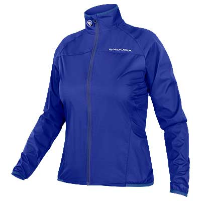 Wms Xtract Jacket II Cobalt Blue