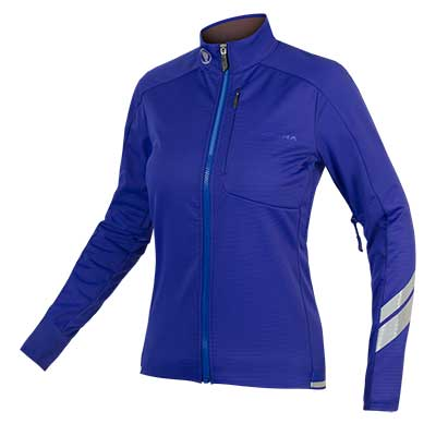 Wms Windchill Jacket  Cobalt Blue