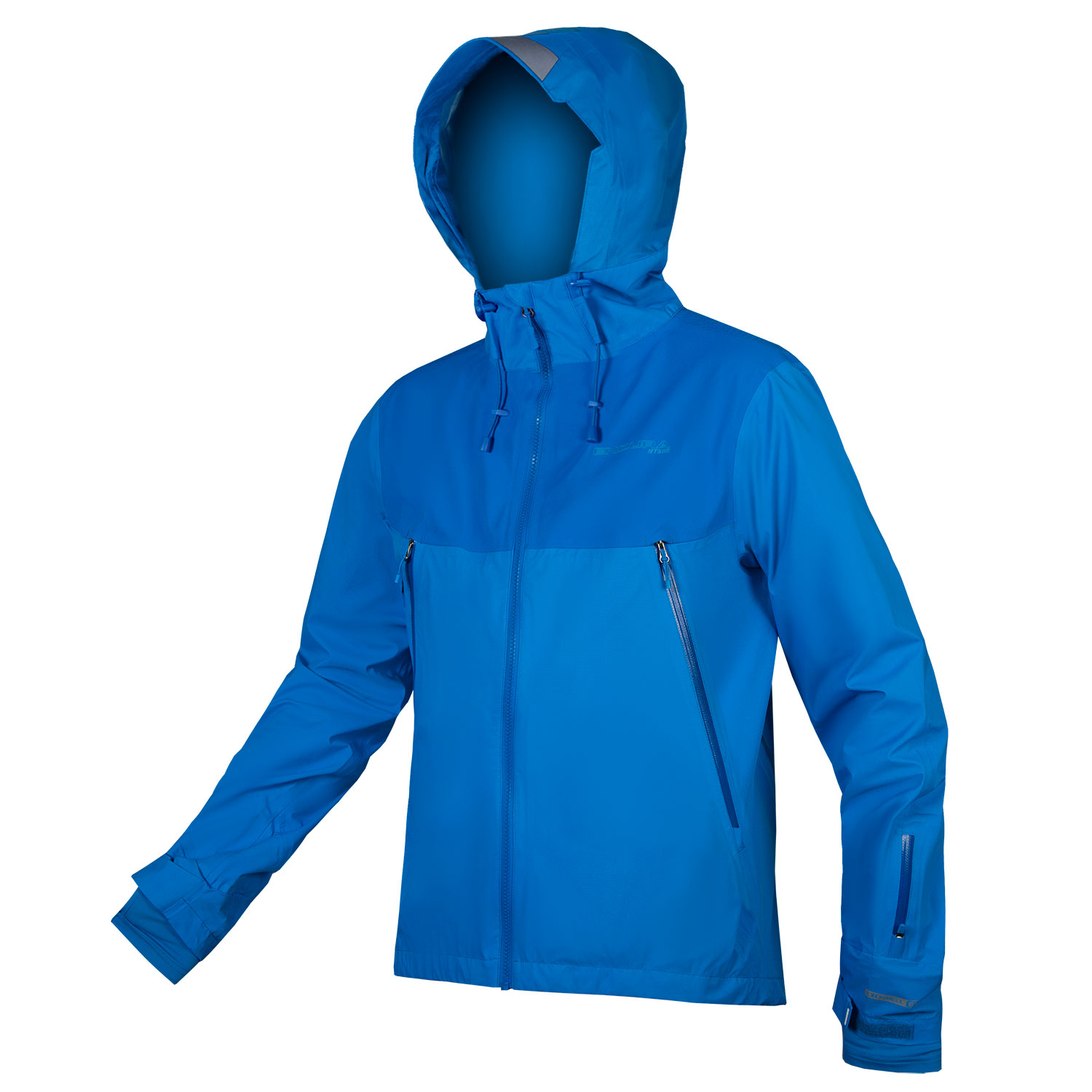 MT500 Waterproof Jacket Azure Blue