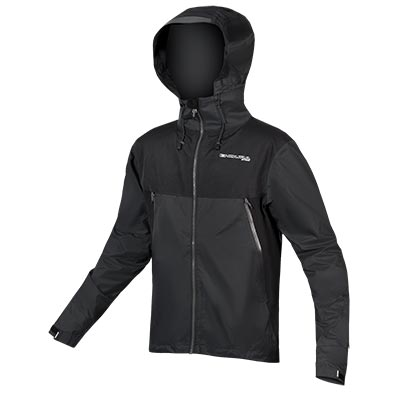 MT500 Waterproof Jacket Black