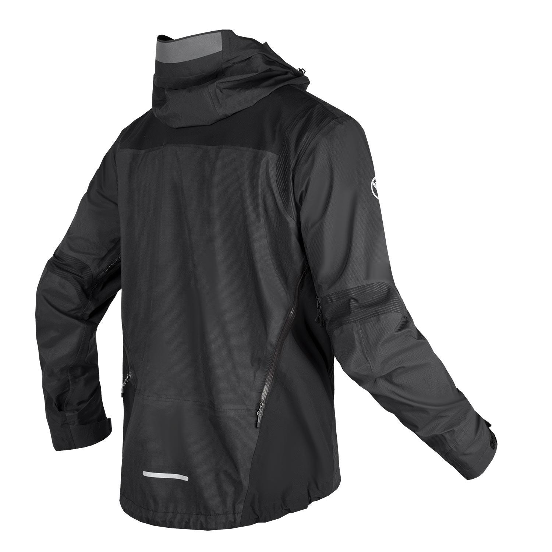 MT500 Waterproof Jacket back