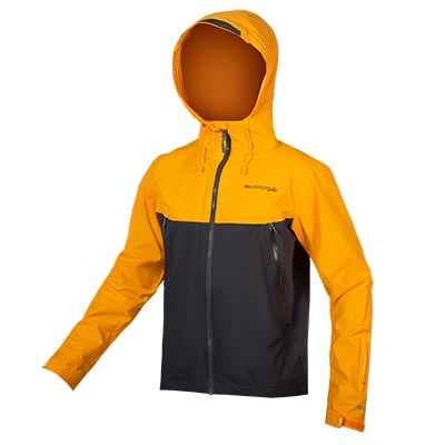 MT500 Waterproof Jacket Mango
