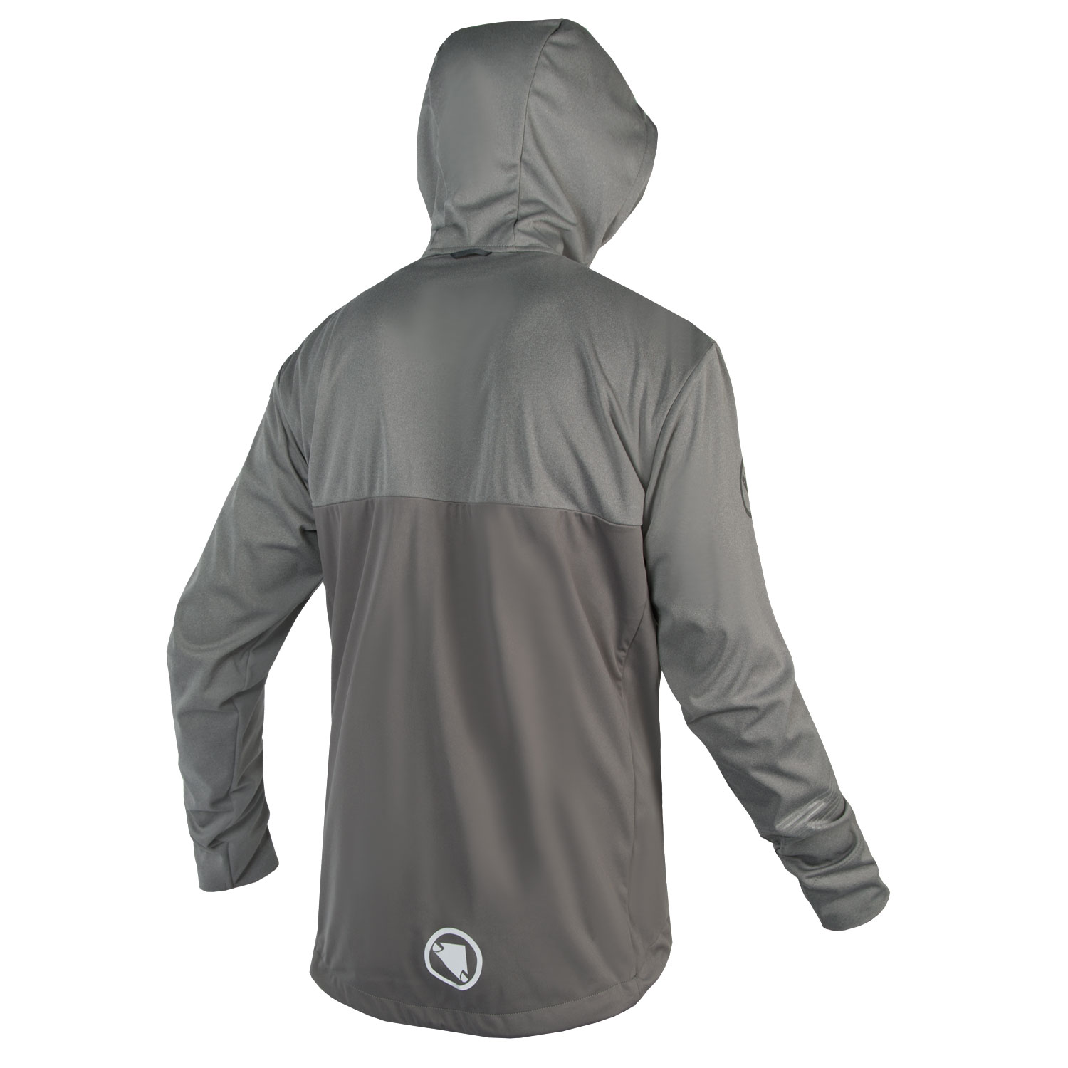 SingleTrack Softshell II Pewter Grey