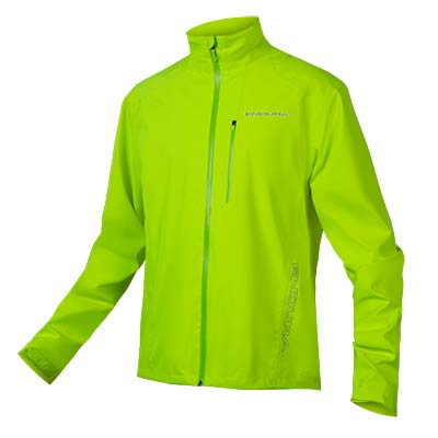 Hummvee Waterproof Jacket  Hi-Viz Yellow