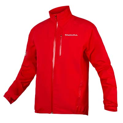 Hummvee Lite Jacket  Red
