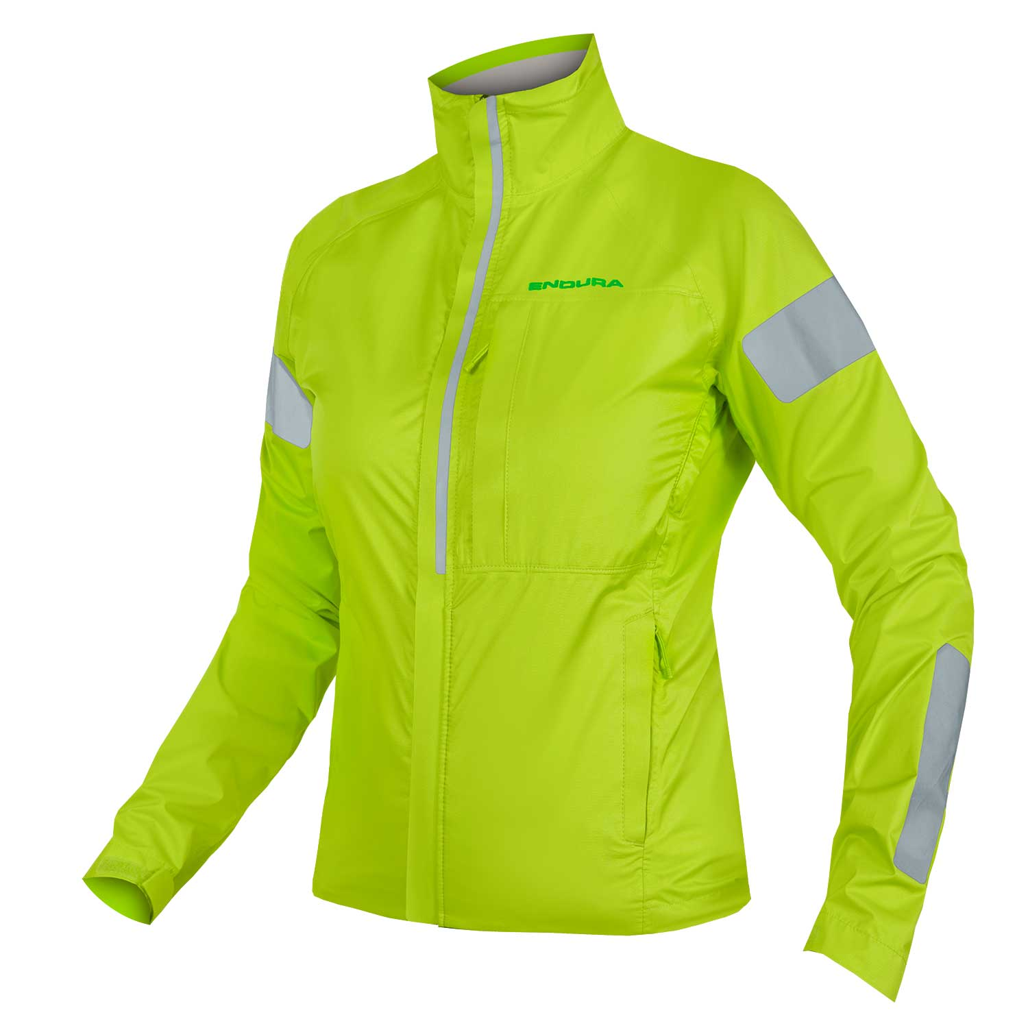 Wms Urban Luminite Jacket Hi-Viz Yellow