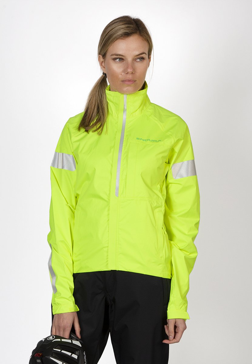 Lightweight, breathable 2.5-Layer Waterproof fabric in a fully seam sealed construction