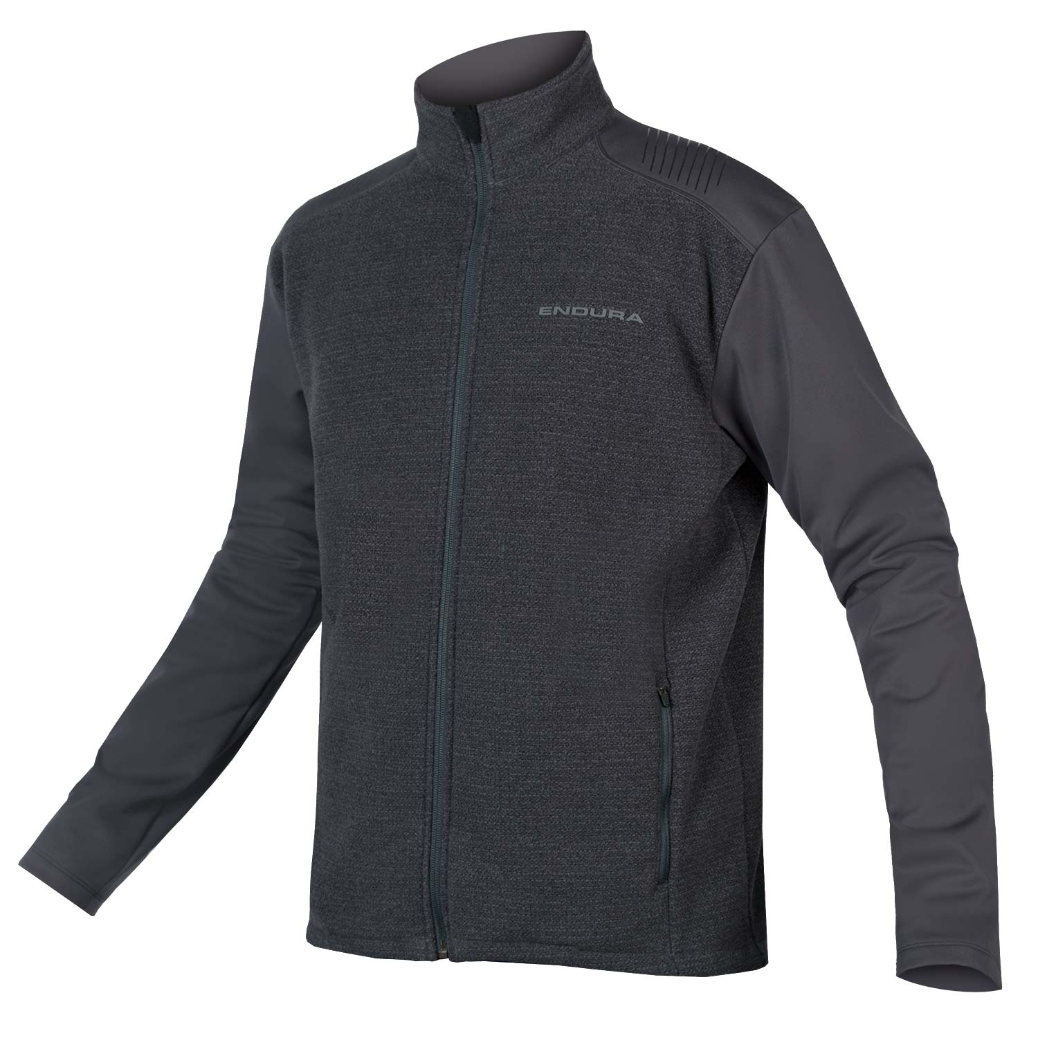 Hummvee Windproof Fleece  Grey