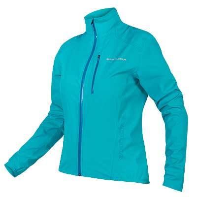 Wms Hummvee Lite Jacket  Pacific Blue
