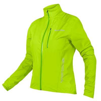 Wms Hummvee Lite Jacket  Hi-Viz Yellow