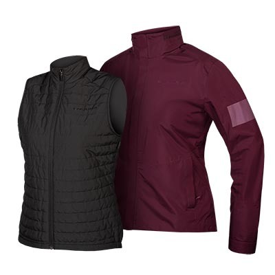 Women's Urban 3 in 1 Jacket