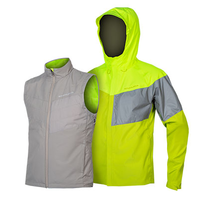 Urban Luminite 3 in 1 Jacket II