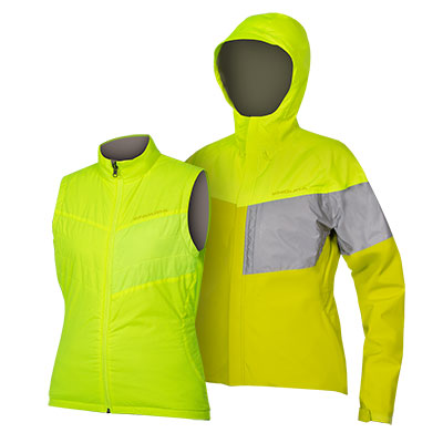 Women's Urban Luminite 3 in 1 Jacket II
