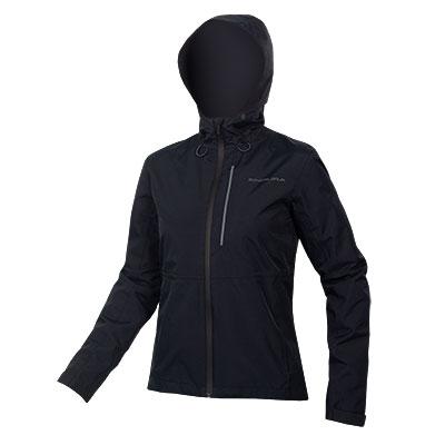 Womens Hummvee Waterproof Hooded Jacket