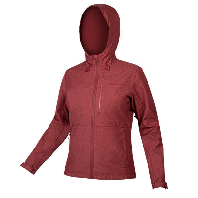 Womens Hummvee Waterproof Hooded Jacket