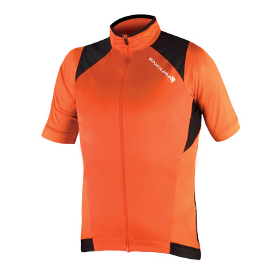 MTR Windproof Jersey S/S Orange