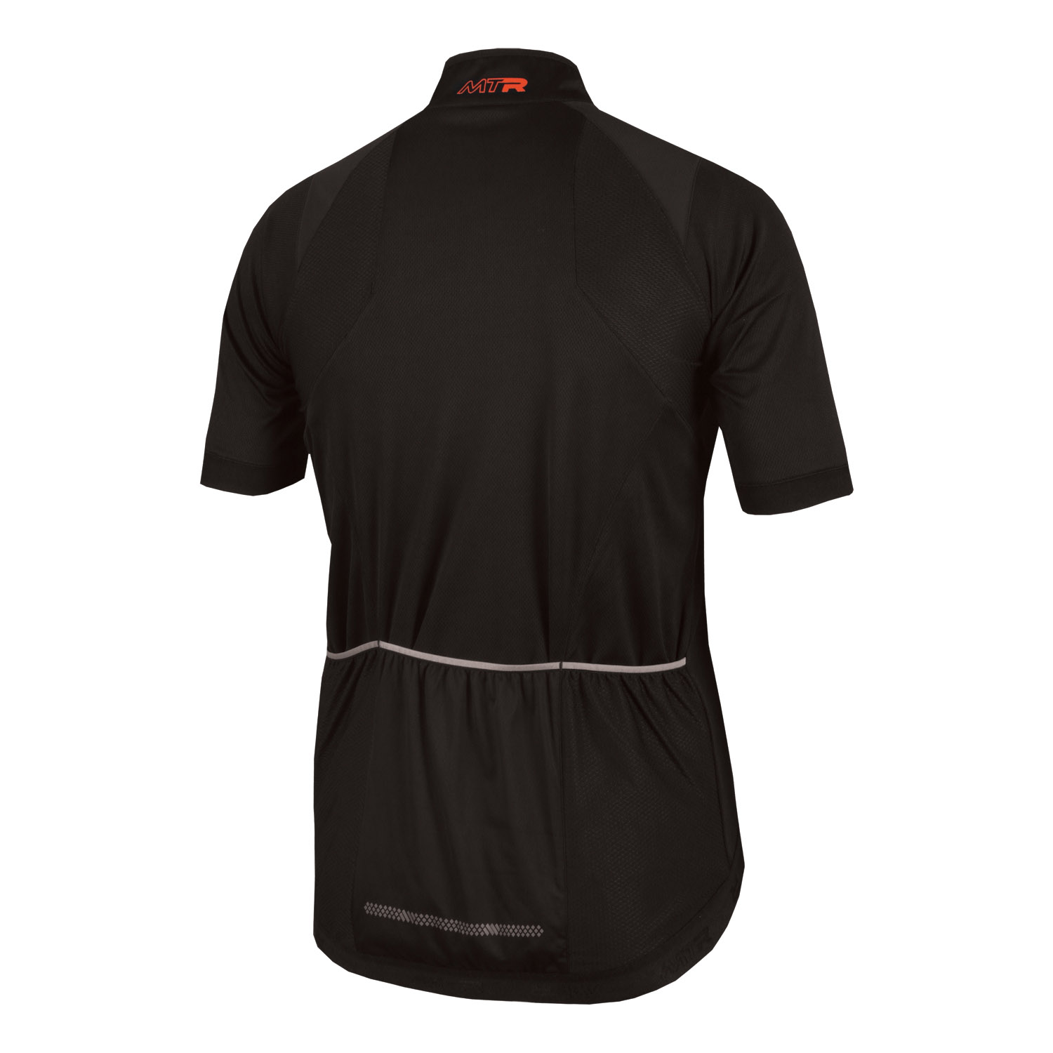 MTR Windproof Jersey S/S Black/None