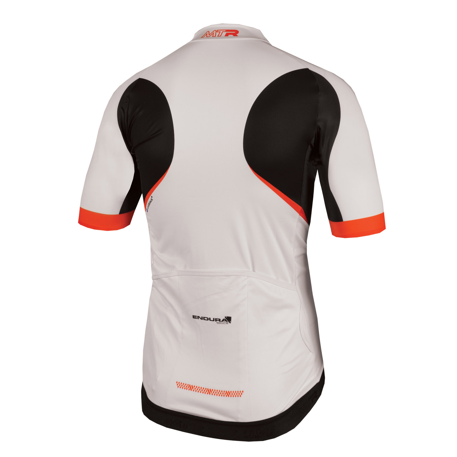 MTR Race Jersey S/S White