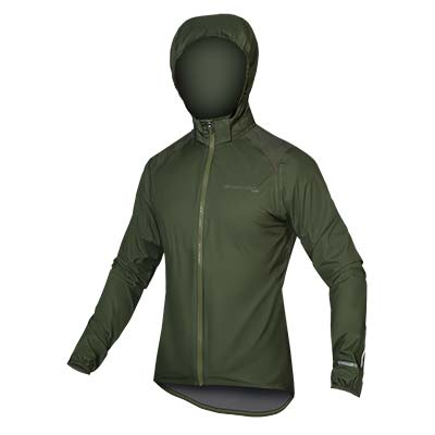 MTR Shell Jacket Forest Green