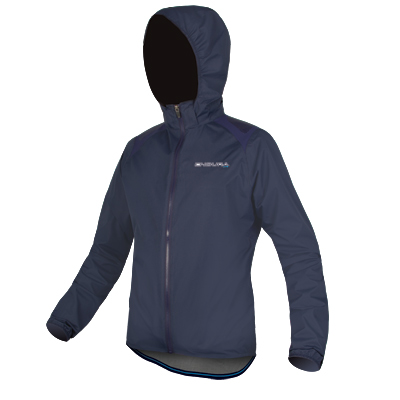 MTR Shell Jacket Navy
