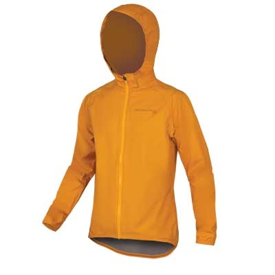 MTR Shell Jacket Mango