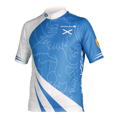 COOLMAX® Printed Scotland Jersey
