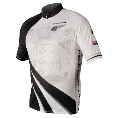 COOLMAX® Printed New Zealand Jersey