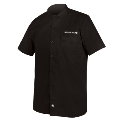 Endura Mechanic Shirt Black/None